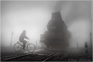 Foggy Day In Pingdingshan