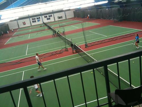 Vancouver Tennis & Racquetball Center