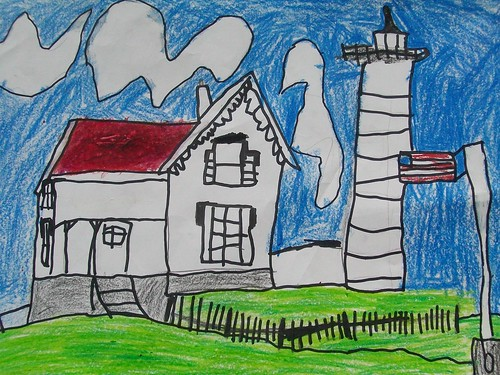 lighhouse illustrations 007