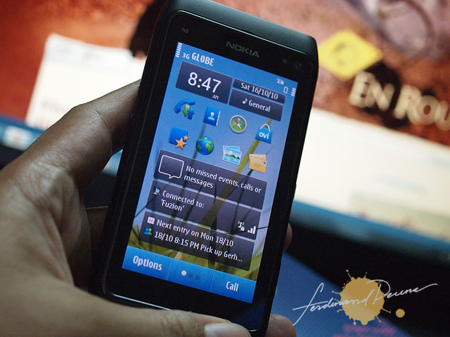 Nokia N8 in the Philippines