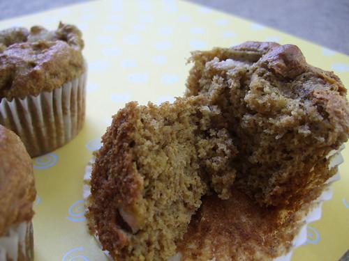 Gluten Free in SLC: Gluten Free Pear Polenta Muffins