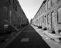 Baltimore (Riverman___) Tags: film maryland baltimore 4x5 largeformat fujiacros fibexhibition