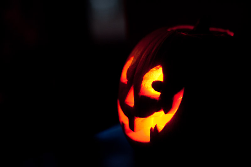 Halloween Sacrilege - Jack