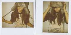 143 (your evil twin) Tags: art film vintage polaroid photography spectra ratt trapperhat youreviltwin