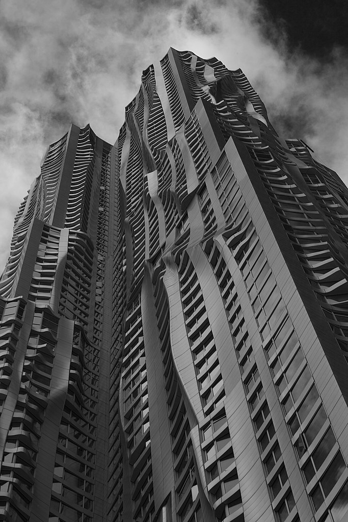 Frank Gehry Tower
