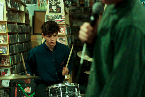 The Drums—October 16, 2010 @ Soundscapes