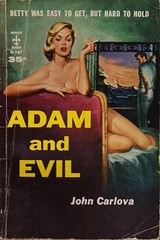 Berkley G-167 (Boy de Haas) Tags: vintage fifties 1950s pulp paperbacks sleaze vintagepaperbacks