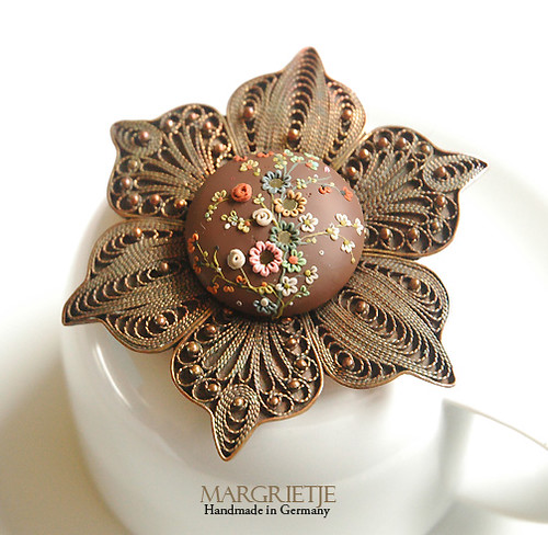 Java Brooch