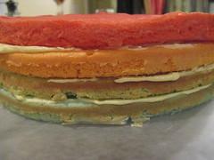 Cake innards