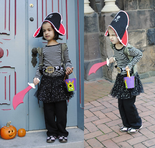 costume - pirate