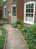 Classic Brick Weave Paving