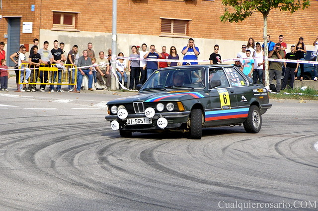 Rally 2000 Viratges (2010) BMW 323i