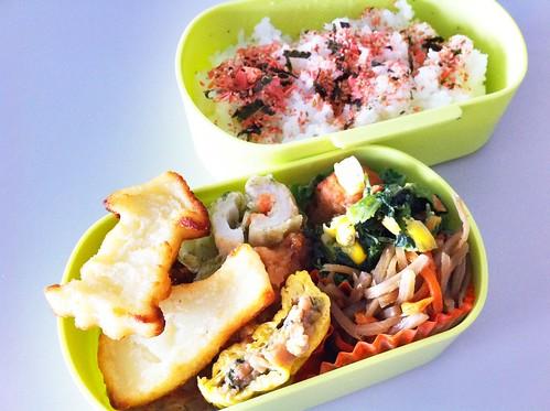 今日のお弁当 No.38 – 鮭
