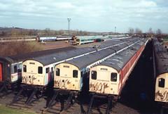 kineton mod depot (brianhancock50) Tags: train railway emu britishrail