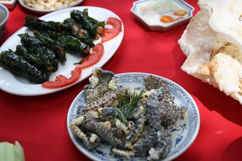 Kuriose Delikatessen Vietnam