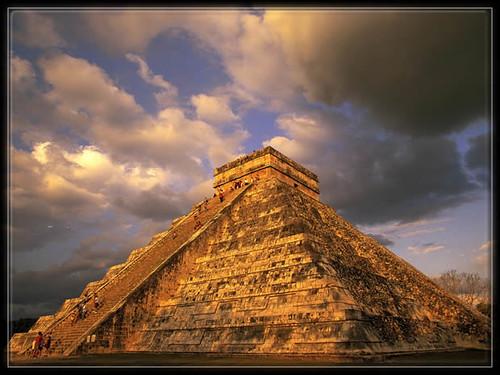 Chichen Itza - La Grande Pyramide