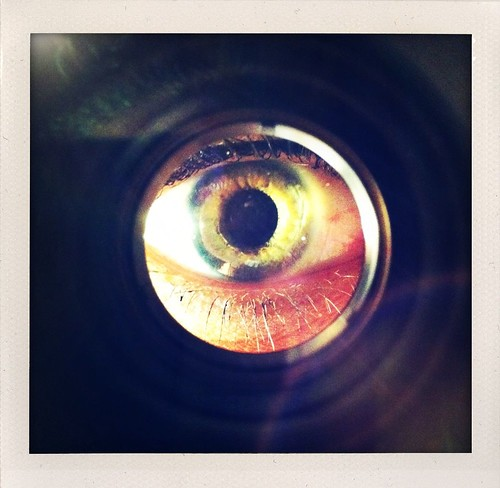 iPhoneography: Alicia's Eye