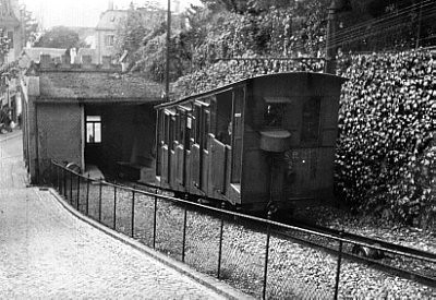 Seilbahn Rigiviertel  1951