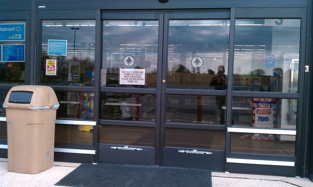 Wal-Mart - Tipton Iowa - Entrance (fourstarcashiernathan) Tags out doors & The Worldu0027s newest photos of tipton and walmart - Flickr Hive Mind