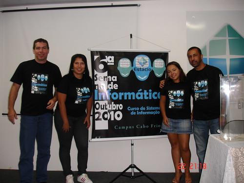6ª Semana de Informática - 22/10/2010