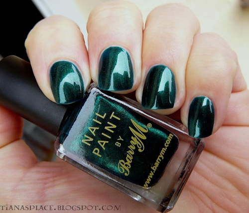 Barry M - Racing Green #1