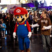 [PGW 2010] Cosplay Mario