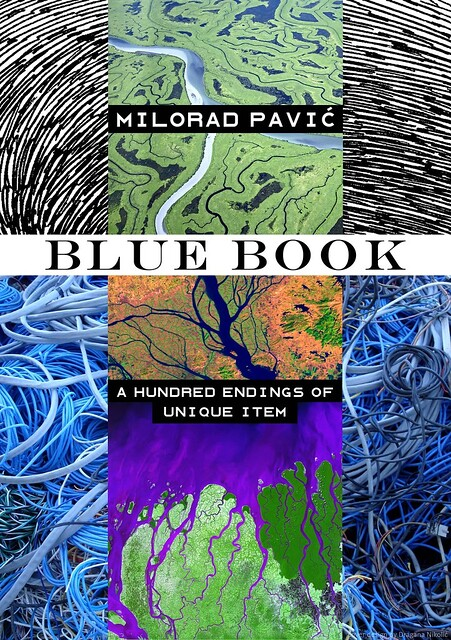 Milorad Pavic Blue Book