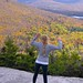 willa on Mt. Wheeler, VT