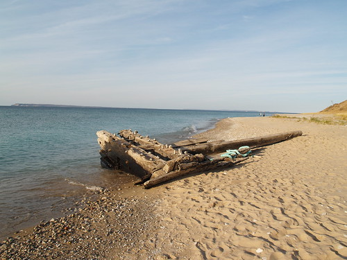 Sleeping Bear Shipwreck I