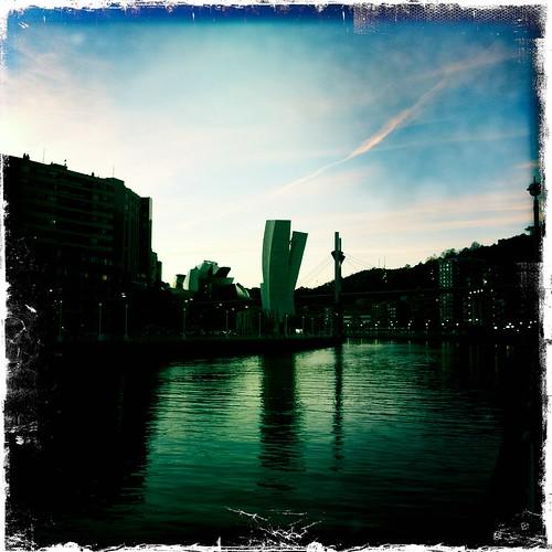 Guggenheim From Afar
