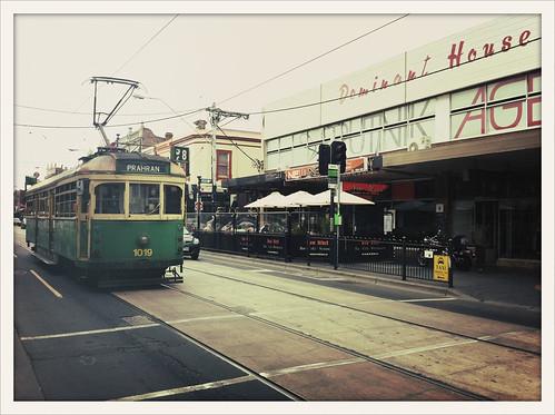 Chapel Street Melbourne 2010