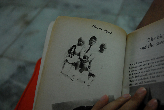 a page from R.Dahl's book