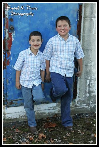 Landon & Ezra