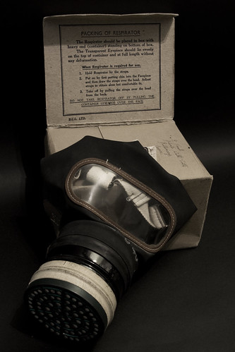 Gas Mask I