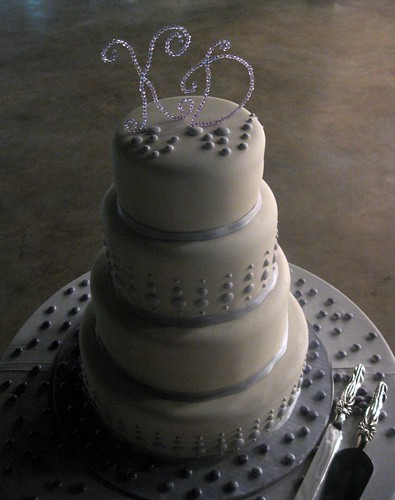 Karla´s Wedding Cake