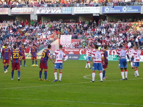 Granada CF 4 - FC Barcelona B 1