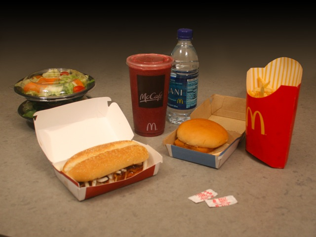 Fancy McRib & Filet-O-Fish Part 1