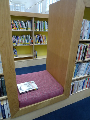 Thornton Heath Library Interior