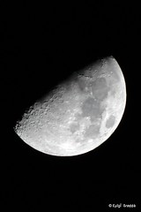 Luna #1 (Luigi Brocca) Tags: mostra moon white black love shop night canon solar yahoo paint flickr post satellite 11 luna dracula via cielo pro cosmo terra apollo
