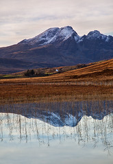 Blaven reflection (treblecel) Tags: reflection skye blaven lochcillchriosd