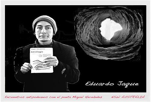 Encuentros Antipodeanos; Presente, Eduardo Jaque