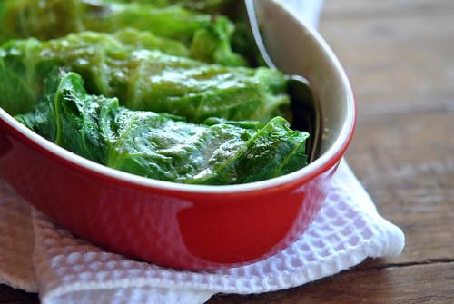 Involtini di verza e patate