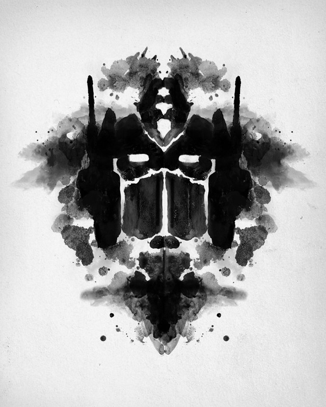 Optimus Prime Test De Rorschach