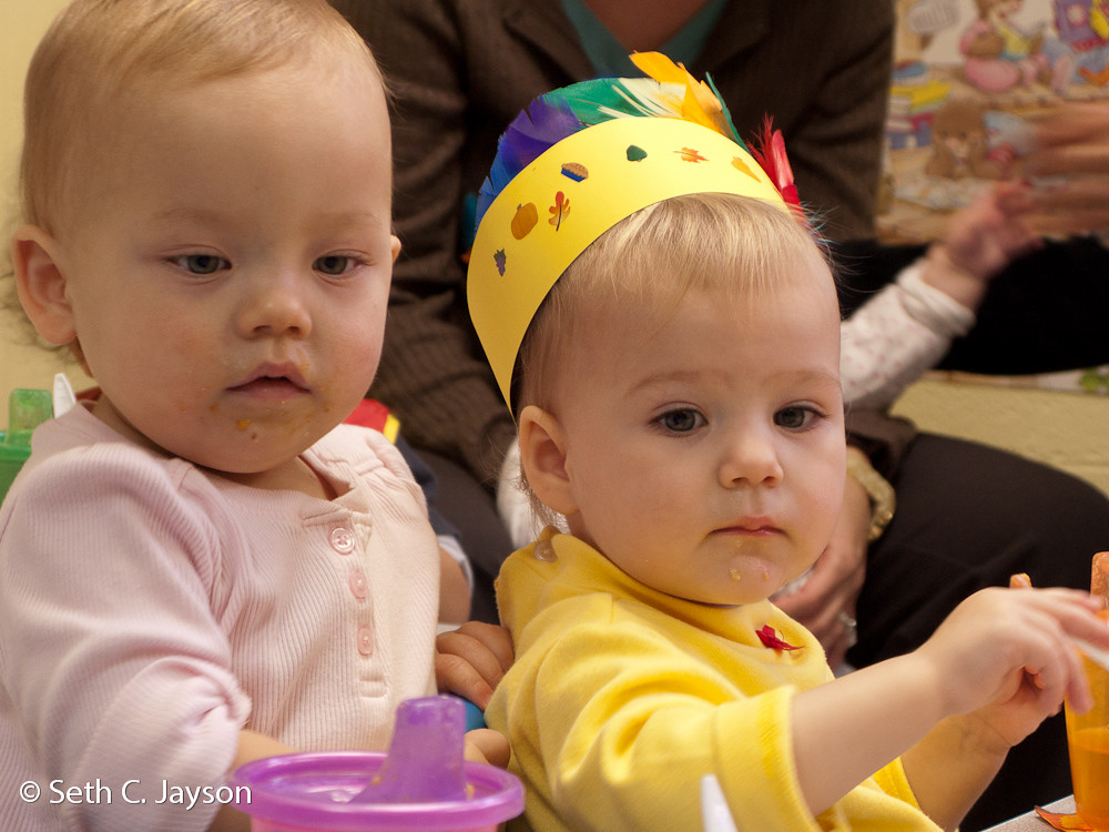 Daycare Thanksgiving
