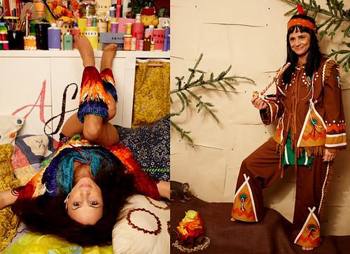 hippie-indian