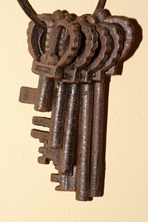 Keys Hanging