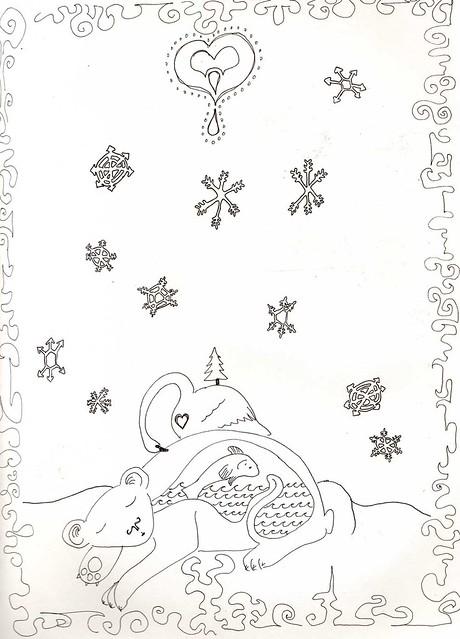 wintersketch