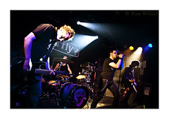 Sybreed #3 live @ Camden, Barfly (Ross Wildish) Tags: uk man metal drums europe european tour bass guitar live gig under band massive scream nerve heavy signal audio vocals threat raunchy reprisal vigilance sybreed