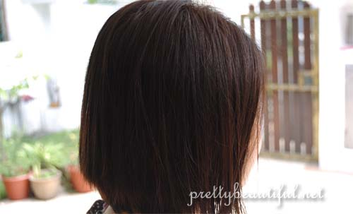 After Liese Bubble Hair Color in Marshmallow Brown