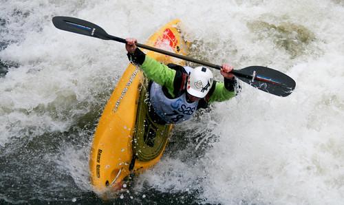 Day 35: Kayaking at Hurley Weir
